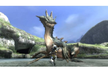 Capcom Monster Hunter Tri