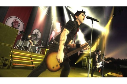 MTV Games Green Day: Rock Band