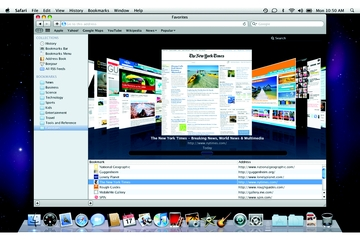 Apple Safari 5