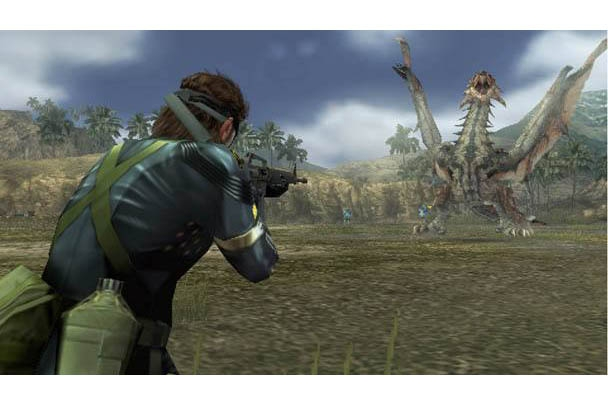 Konami Metal Gear Solid: Peace Walker